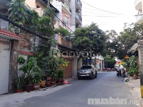 Bán nhà mặt tiền Mai Thị Lựu, P. Đa Kao, Quận 1