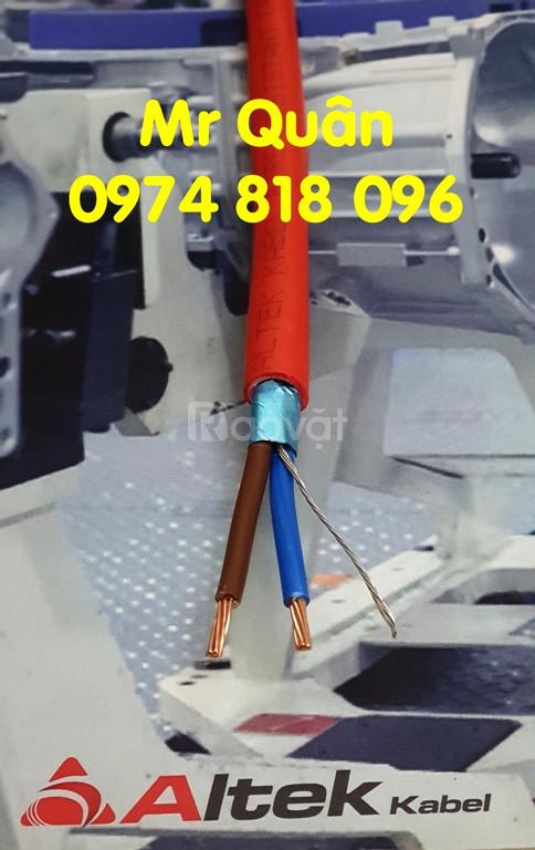 Cung cấp cáp chống cháy chuyên dụng trong PCCC