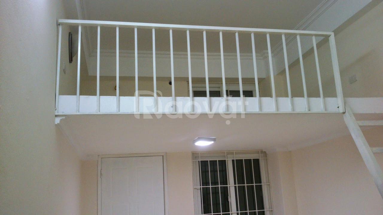 Cho thuê căn hộ khép kín tại tòa nhà Jumbo House