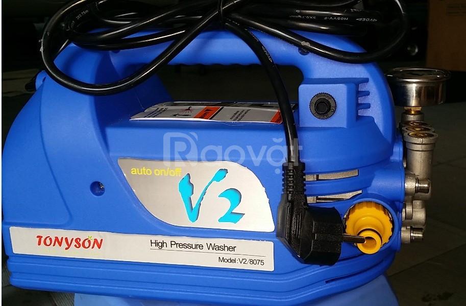 Máy xịt rửa cao áp Tonyson mã V2