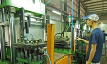 Máy sản xuất cao su