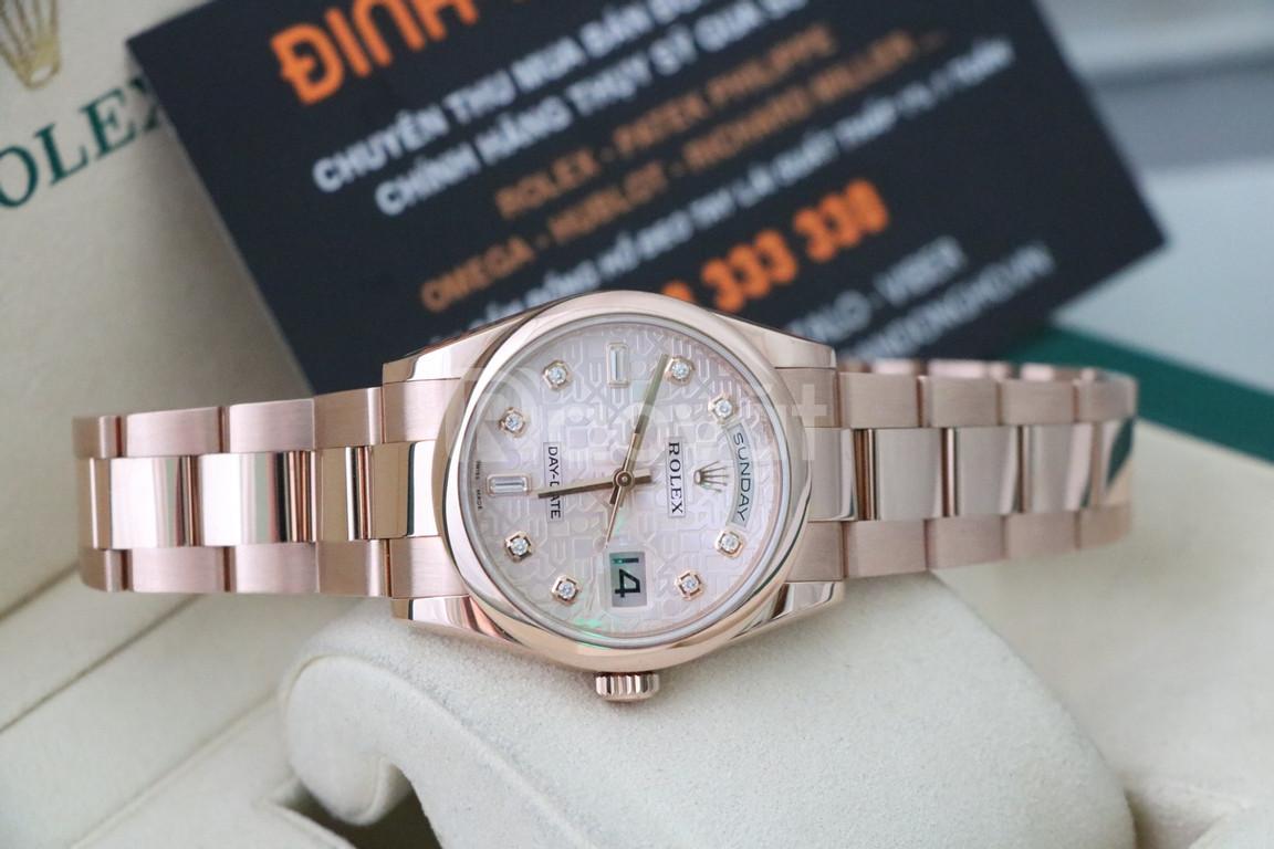 Thu mua đồng hồ rolex - thu mua rolex cũ - chính hãng