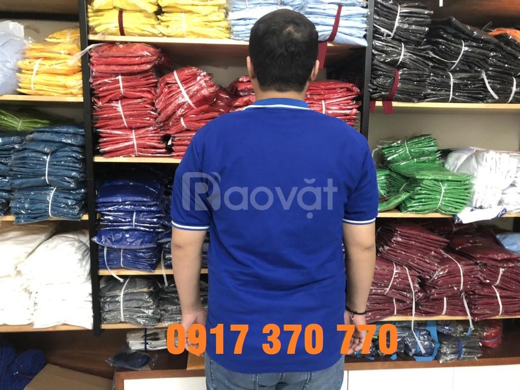 Thanh lý áo thun cá sấu nhiều màu giá rẻ tại HCM
