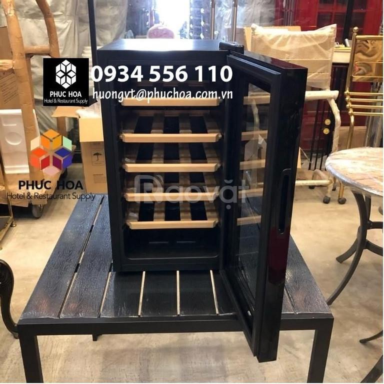 Bán tủ bảo quản rượu vang Homesun ở Hà Nội