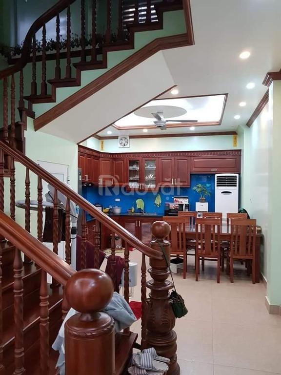 Bán nhà sát KĐT Quận Hoàng Mai 6 tỷ9 4 tầng 60m2 ôtô tránh, kdoanh rất tốt