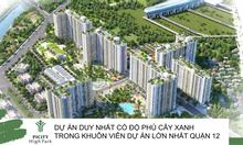 Picity High Park - Căn hộ xanh tiêu chuẩn Singapore