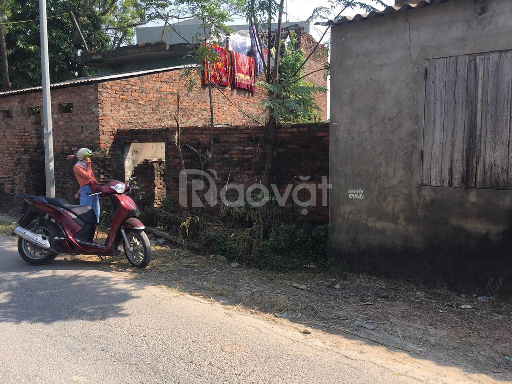 Bán đất thổ cư SĐCC mặt đường liên xã Đông Sơn, Chương Mỹ, TP Hà Nội