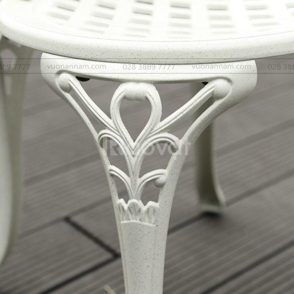Bộ bàn ghế sân vườn nhôm đúc Vườn An Nam BG-02T