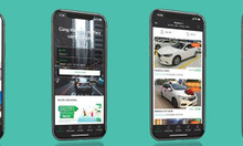 Cần thuê xe du lịch có tài xế - tải app Mioto book xe liền