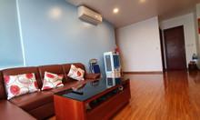 Căn 3 phòng ngủ Hồ Gươm Plaza, có sổ đỏ, full nội thất.