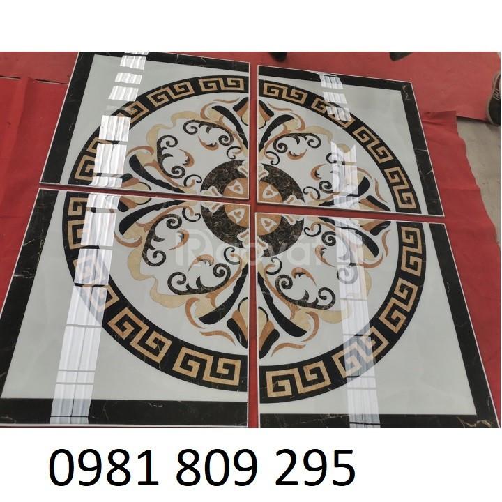 Gạch thảm hoa văn lát nền