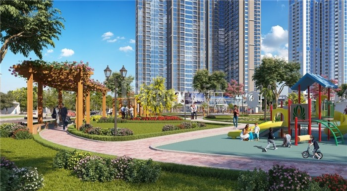 Mở bán tháp HR3 đẹp dự án Ecogreen Sài Gòn