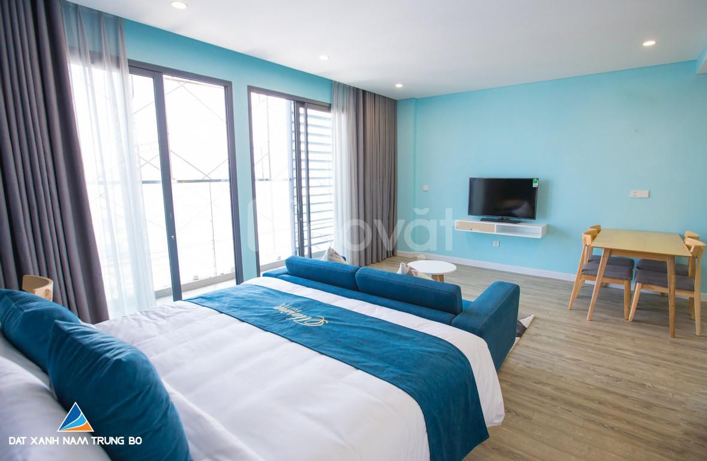 Căn hộ gia đình Marina Suites  chuẩn 4 sao view biển giá chỉ từ 1 tỷ 7