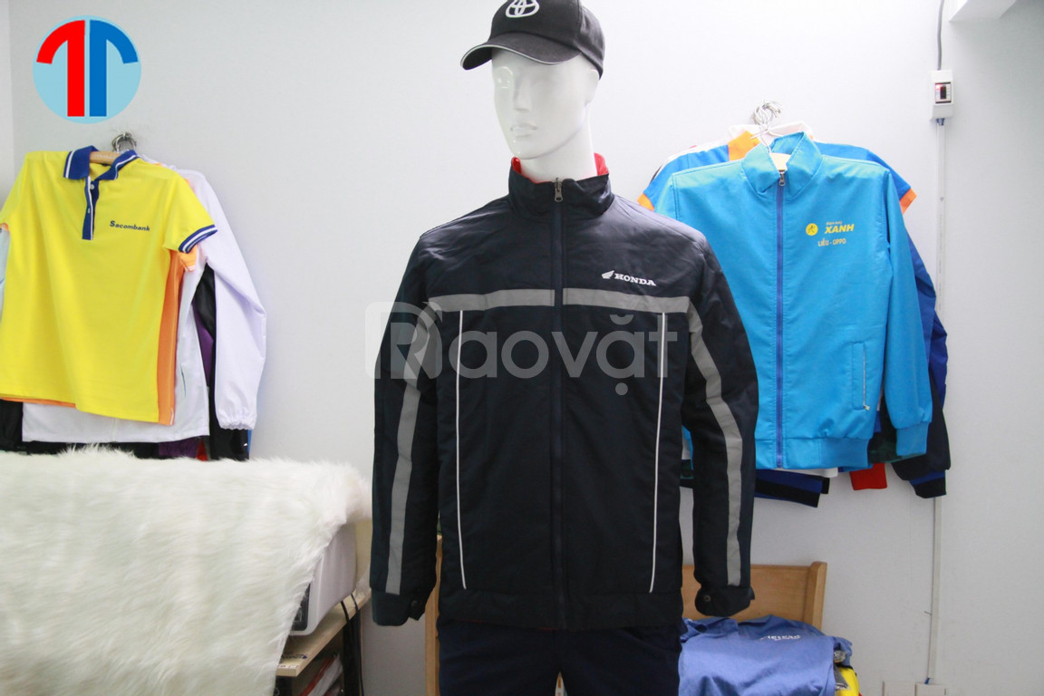 Xưởng may áo khoác mùa đông giá rẻ tại ĐăkNông