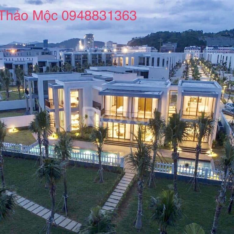Biệt thự nghỉ dưỡng Sun Hạ Long view biển, cho thuê 240 triệu/tháng