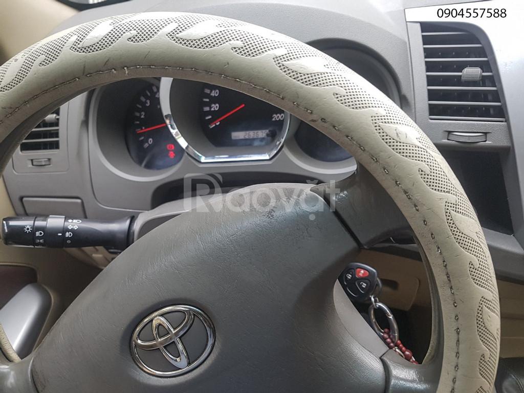 Toyota Fortuner 2.5G 2011