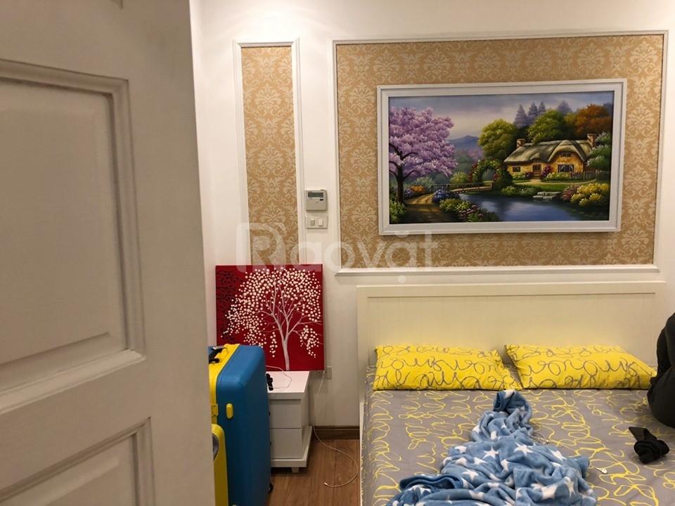 Bán CH Euro Window Trần Duy Hưng, DT:115m2 full đồ cao cấp, 4.3 Tỷ