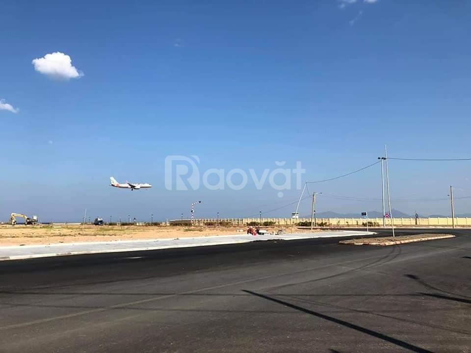 Bán lô đất biển liền kề sân bay Quốc Tế (ảnh 1)