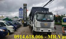 Bán xe tải FAW 7T25,thùng dài 9m7, nhập khẩu chính hãng