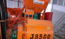 Máy trộn bê tông JS500 - hàng nhập khẩu