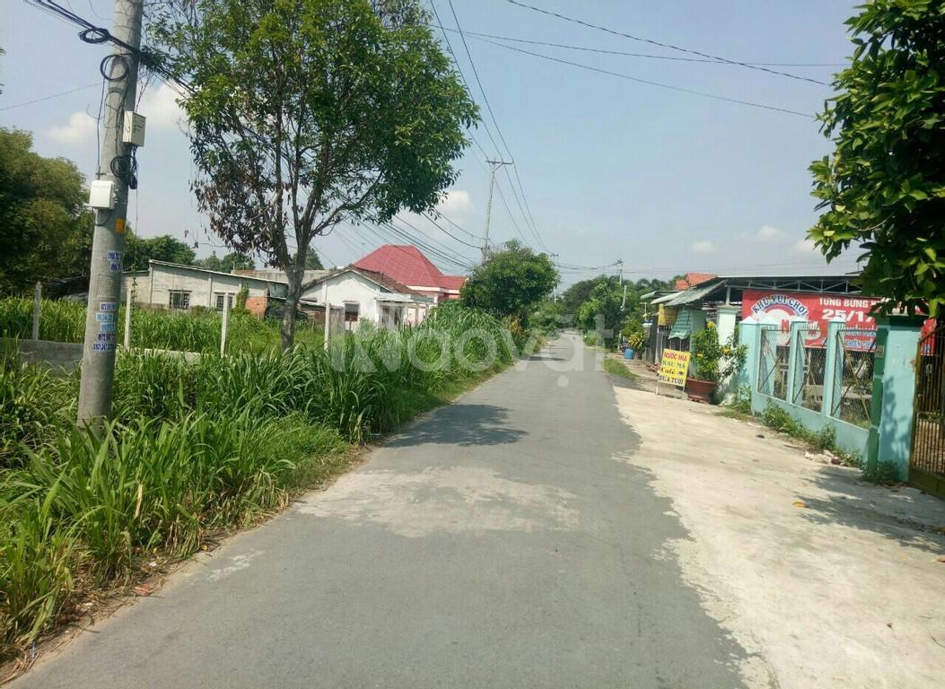 Đất ONT mặt tiền đường Cây Da _ kế Nguyễn Thị Lắng, 150m2 thổ cư