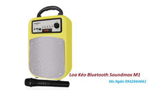 Loa Kéo Bluetooth Soundmax M1
