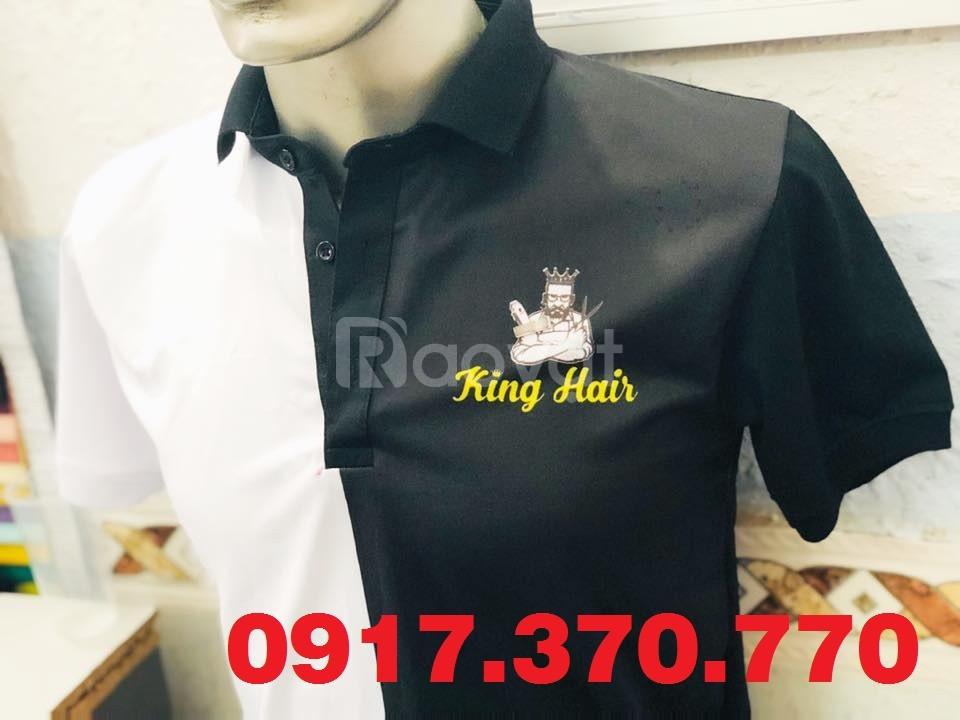 Xưởng may áo thun đồng phục, may đồng phục theo yêu cầu