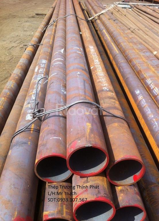 Thép ống đúc phi 49mm,ống sắt đen phi 49mm cây 6m,ống thép hàn phi 49m (ảnh 1)