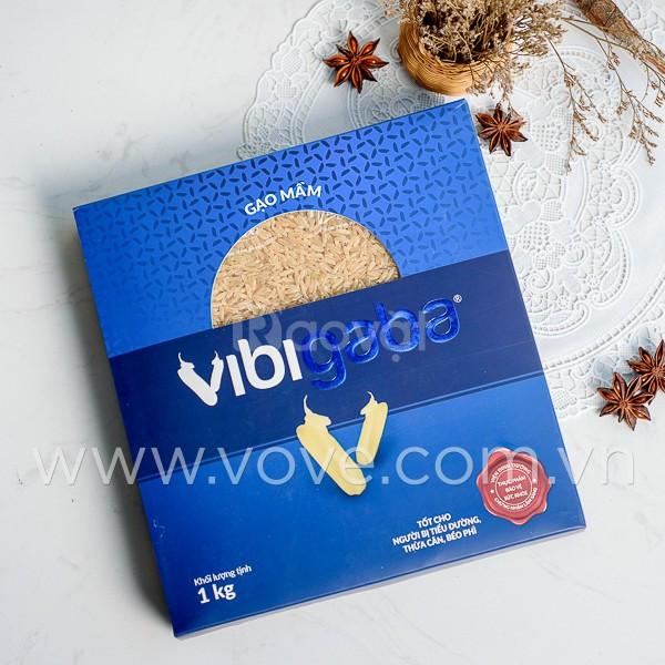 Nơi bán gạo mầm Vibigaba tại Hà Nội
