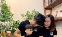 In áo thun gia đình theo yêu cầu giá rẻ