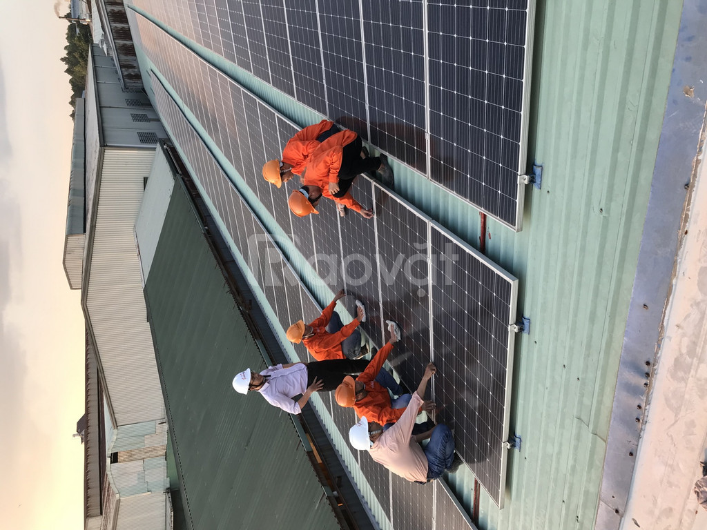 Điện mặt trời cho doanh nghiệp bạn