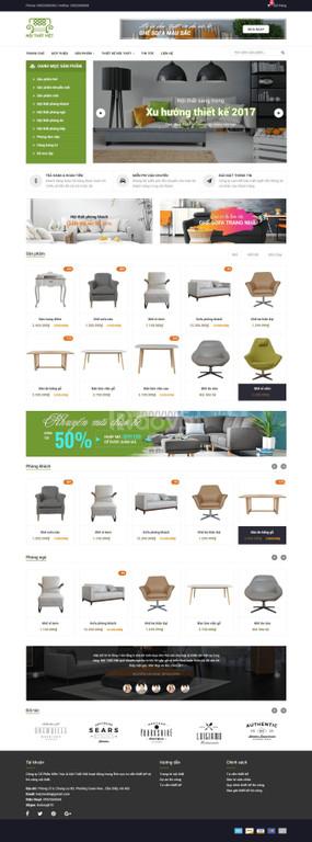 Thiết kế web giá rẻ tại TPHCM