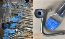 Dây cấp nước inox, dây dẫn nước nóng lạnh inox 304, ống dẫn nước mềm