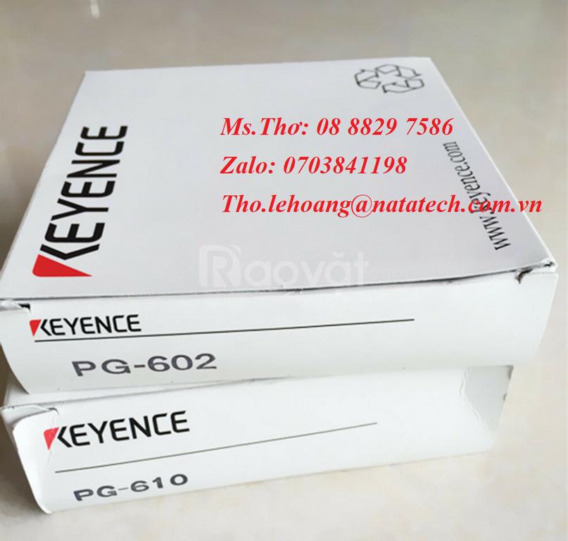 Cảm biến quang điện Keyence PG-610 - Công Ty TNHH Natatech