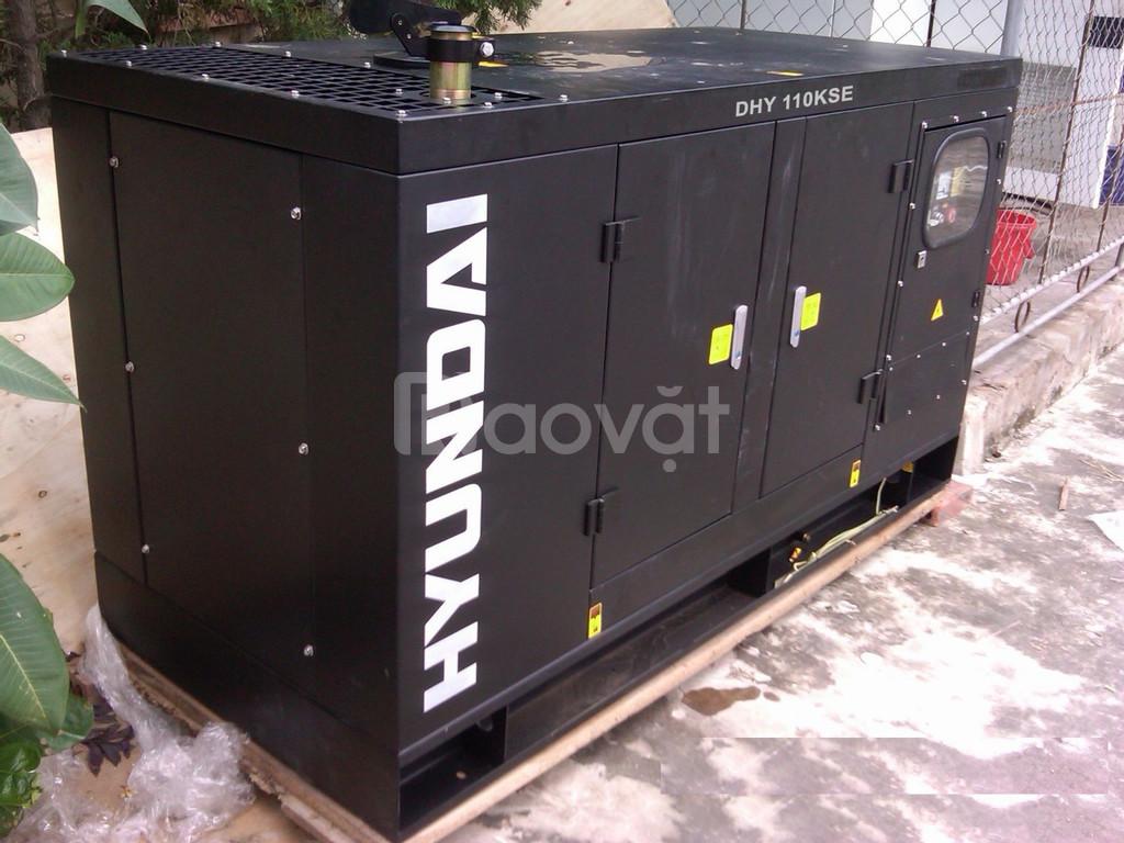 Máy phát điện Hyundai DHY 175KSE (159-175KVA)