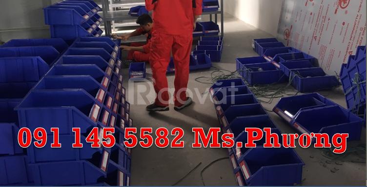 Sale giá khay đựng dụng cụ,kệ dụng cụ xếp tầng cỡ trung:KT-25x15x11cm