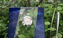Kỷ niệm chương pha lê, thủy tinh in khắc thông tin theo yêu cầu