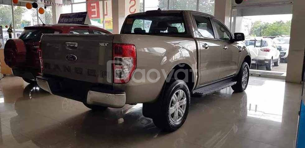Ford Ranger XLT 4x4 AT 2019 All New.