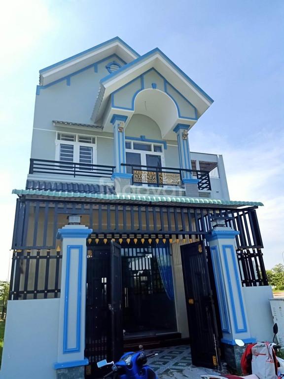 Bán căn nhà gần chợ Bình Chánh, chỉ 1.7 tỷ/nhà, sổ hồng riêng