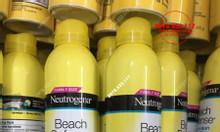 Xịt chống nắng Mỹ Neutrogena Beach Defense SPF 70+ 240g mẫu mới