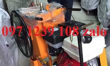 Máy cắt bê tông đường khung KC20 lắp động cơ Honda GX390 Thái Lan
