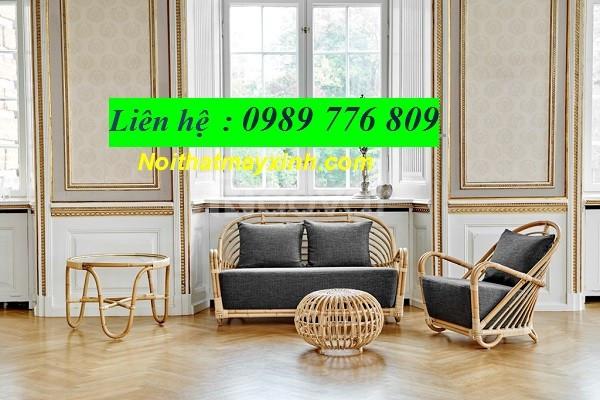 Bàn ghế mây tự nhiên , ghế sofa mây tre giá rẻ