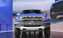 Ford Ranger Raptor Bi-Turbo 2019 đủ màu giao ngay, khuyến mại lớn