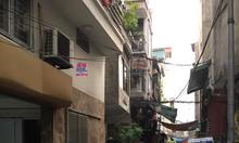 Bán nhà mặt tiền kinh doanh gần Quốc Tử Giám, mặt tiền gần 8m.