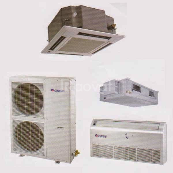 Nhà thầu trọn gói giá rẻ thị trường máy lạnh âm trần Gree
