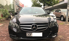 Bán hộ khách chiếc Merdes E250 đẹp 2013