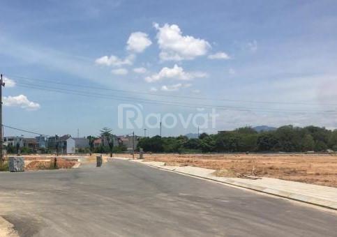 Bán đất TT Quảng Ngãi KDC 577, vị trí giao thông 3 mặt tiền