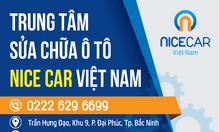 Garage Nice Car chuyên sửa chữa, bảo dưỡng và mua bán phụ tùng ô tô