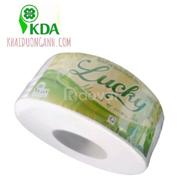 Bán giấy vệ sinh cho Nhà Hàng, Khách Sạn tại Long Xuyên, An Giang