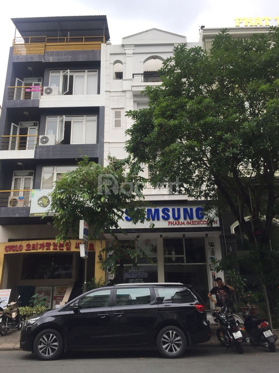 Cần bán nhà phố Hưng Gia - Hưng Phước, Phú Mỹ Hưng, đường lớn